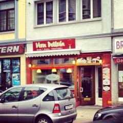 Abseits des Grills: Beste Pizza in Bremen gibt es bei Vera Delizia