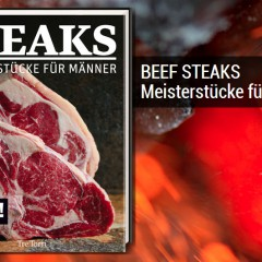 BEEF! Steaks – was für ein Buch!