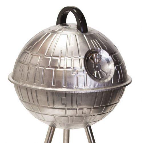 Star Wars Grill im Todesstern-Look