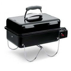 Portablen Weber Gasgrill Go-Anywhere gratis absahnen