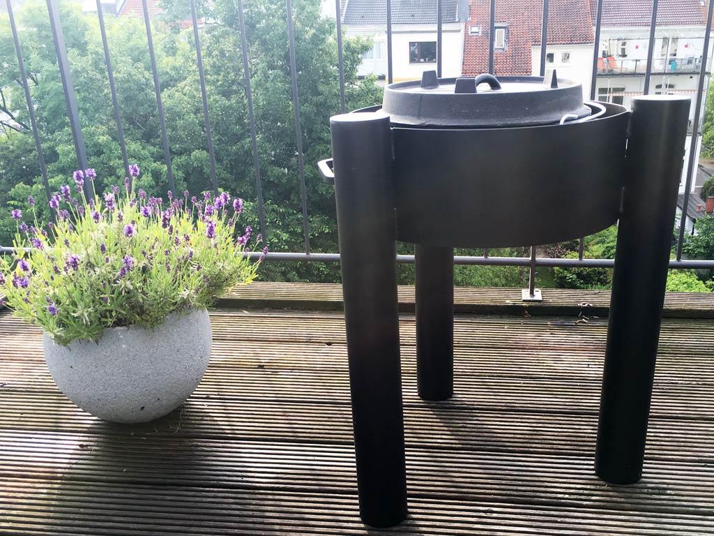 neuste errungenschaft ein dutch oven das grillt. Black Bedroom Furniture Sets. Home Design Ideas